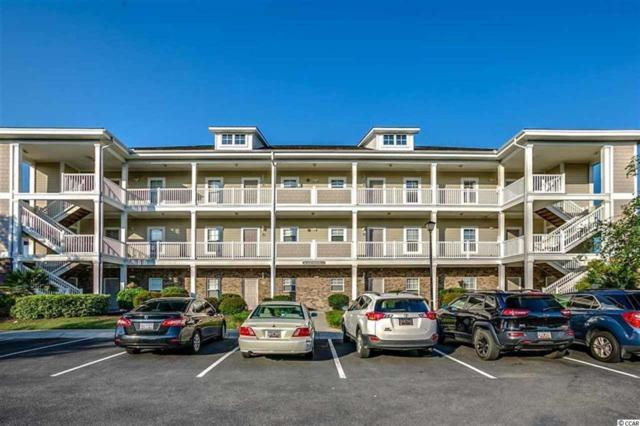 800 Crumpet Ct. #1125, Myrtle Beach, SC 29579 (MLS #1823240) :: The Trembley Group