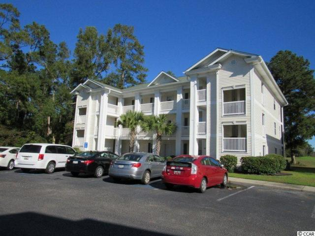 453 Red River Ct. 38-I, Myrtle Beach, SC 29579 (MLS #1823260) :: James W. Smith Real Estate Co.