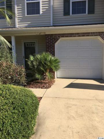 93 Palisades Loop #93, Pawleys Island, SC 29585 (MLS #1823279) :: Right Find Homes
