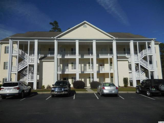 5870 Longwood Dr. #7-202, Murrells Inlet, SC 29576 (MLS #1823287) :: The Litchfield Company
