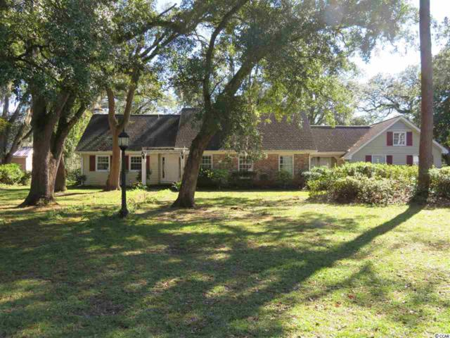 1403 7th Ave., Conway, SC 29526 (MLS #1823308) :: The Homes & Valor Team