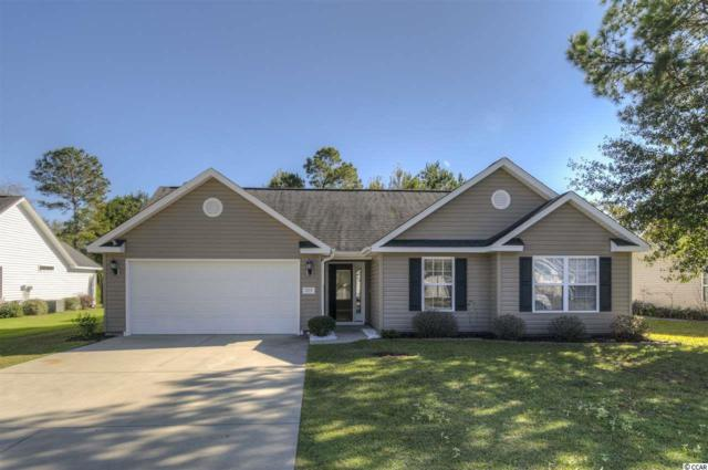 325 Southern Branch Dr., Myrtle Beach, SC 29588 (MLS #1823312) :: The Homes & Valor Team
