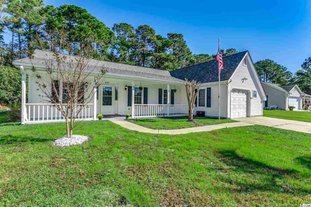 621 Blue Bird Ln., Murrells Inlet, SC 29576 (MLS #1823314) :: The Homes & Valor Team