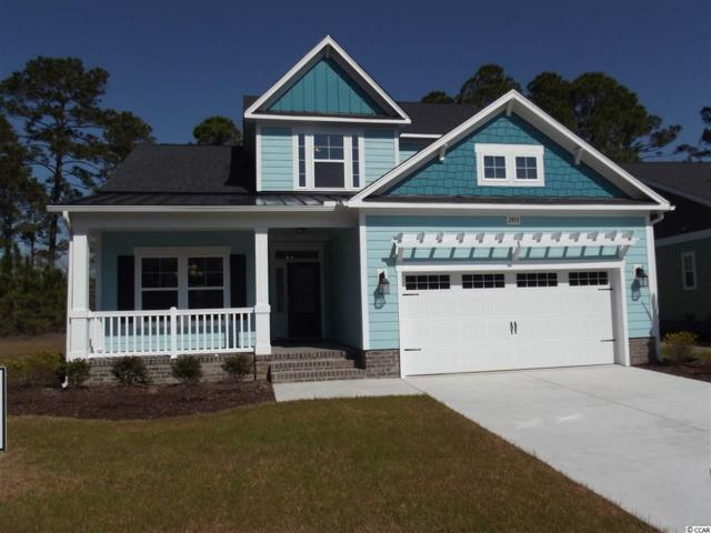 602 Indigo Bay Circle, Myrtle Beach, SC 29579 (MLS #1823318) :: The Homes & Valor Team