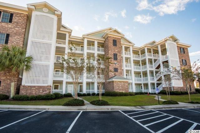 4829 Luster Leaf Circle #105, Myrtle Beach, SC 29577 (MLS #1823333) :: The Litchfield Company