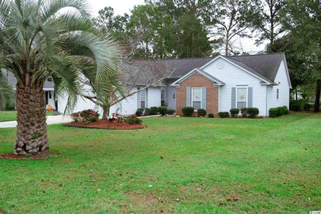 1619 Wood Thrush Dr., Murrells Inlet, SC 29576 (MLS #1823353) :: Sloan Realty Group