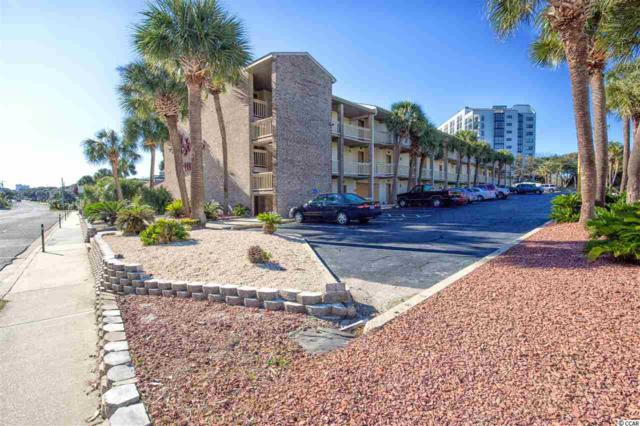 6803 N Ocean Blvd. #219, Myrtle Beach, SC 29572 (MLS #1823374) :: The Litchfield Company