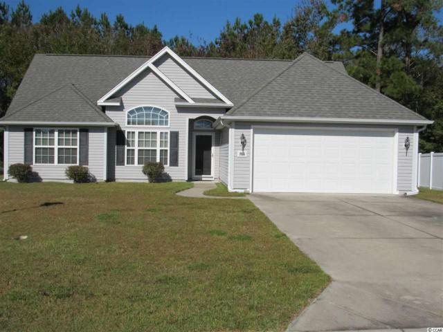 266 Four Leaf Ln., Murrells Inlet, SC 29576 (MLS #1823390) :: Sloan Realty Group