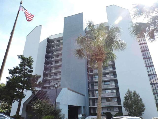 311 69th Ave. N #1201, Myrtle Beach, SC 29572 (MLS #1823402) :: The Greg Sisson Team with RE/MAX First Choice