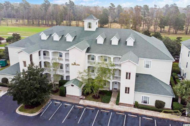 1033 World Tour Blvd. 101-B, Myrtle Beach, SC 29579 (MLS #1823419) :: The Trembley Group