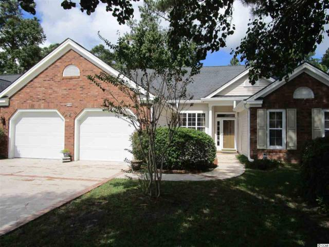 227 Candlewood Dr., Conway, SC 29526 (MLS #1823420) :: The Trembley Group