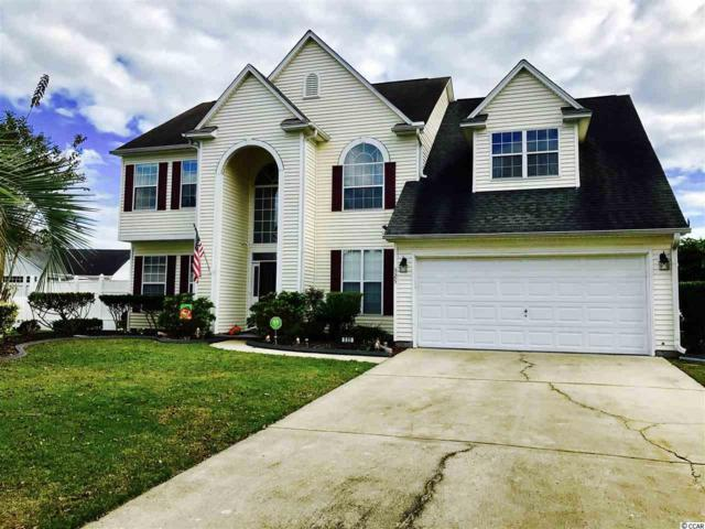 525 Snapdragon Ct., Myrtle Beach, SC 29579 (MLS #1823421) :: Right Find Homes