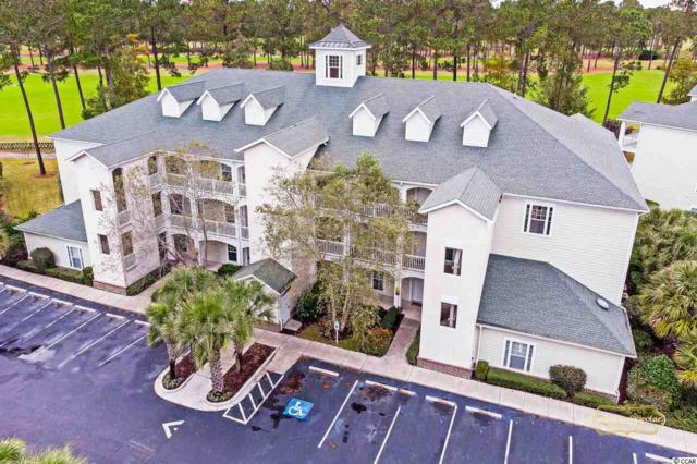 112 Cypress Point Dr. 106-B, Myrtle Beach, SC 29579 (MLS #1823434) :: The Trembley Group