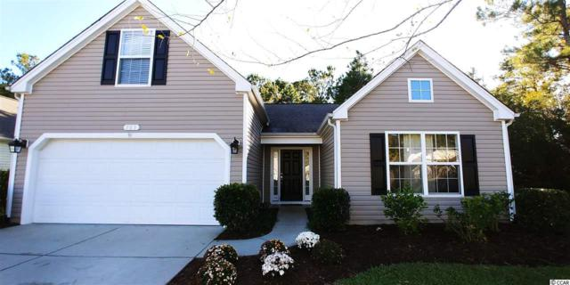 503 Carolina Farms Blvd., Myrtle Beach, SC 29579 (MLS #1823441) :: Right Find Homes