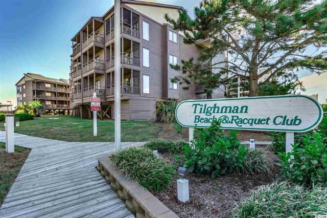 202 N Ocean Blvd. #113, North Myrtle Beach, SC 29582 (MLS #1823448) :: Sloan Realty Group