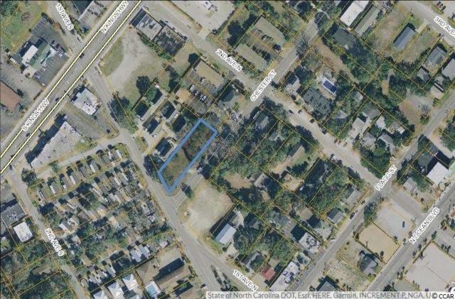 TBD 1st Ave. N, Myrtle Beach, SC 29577 (MLS #1823480) :: The Hoffman Group