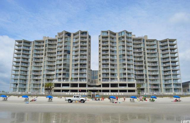 1990 N Waccamaw Dr. #808, Garden City Beach, SC 29576 (MLS #1823488) :: The Trembley Group