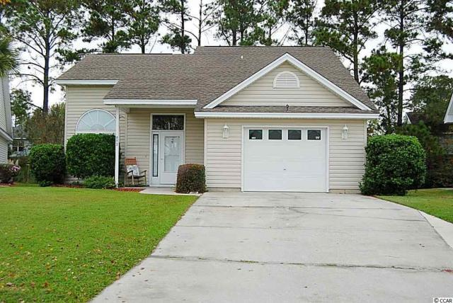 490 Wallingford Circle, Myrtle Beach, SC 29588 (MLS #1823491) :: Sloan Realty Group