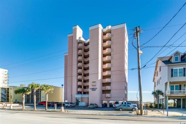 1501 S Ocean Blvd. #906, North Myrtle Beach, SC 29582 (MLS #1823502) :: The Litchfield Company