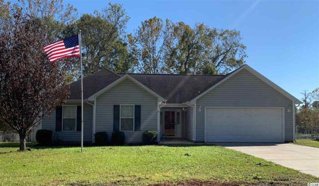 3319 New Rd., Conway, SC 29527 (MLS #1823539) :: The Hoffman Group