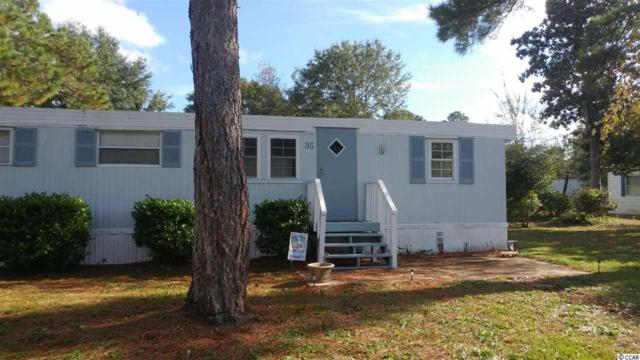 35 Offshore Dr., Garden City Beach, SC 29576 (MLS #1823550) :: Trading Spaces Realty