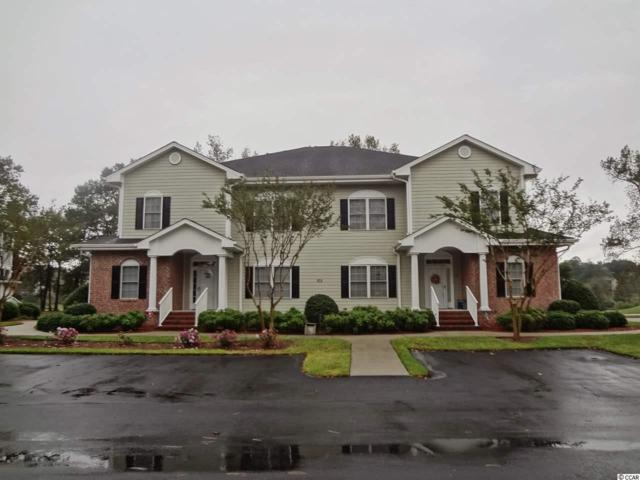105 Crooked Gulley Circle #2, Sunset Beach, NC 28468 (MLS #1823586) :: Right Find Homes