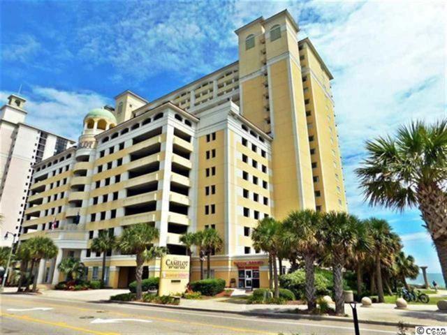 2000 N Ocean Blvd. #1701, Myrtle Beach, SC 29577 (MLS #1823600) :: Right Find Homes
