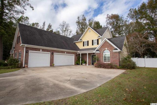 9742 Anchor Dr., Little River, SC 29566 (MLS #1823608) :: James W. Smith Real Estate Co.