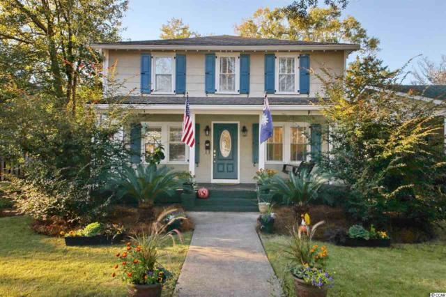 407 Cannon St., Georgetown, SC 29440 (MLS #1823663) :: James W. Smith Real Estate Co.