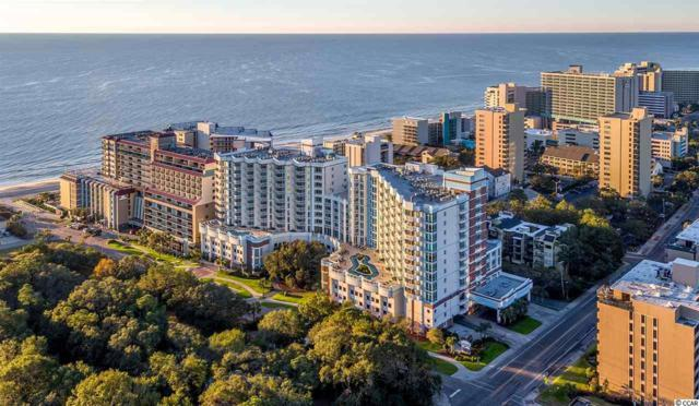 215 N 77th Ave. N #603, Myrtle Beach, SC 29572 (MLS #1823681) :: The Hoffman Group