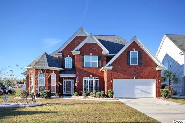 401 Capua Ct., Myrtle Beach, SC 29588 (MLS #1823705) :: James W. Smith Real Estate Co.