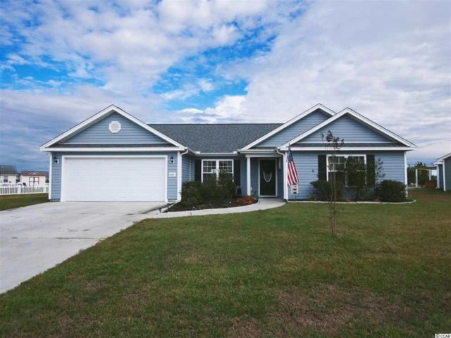 641 American Beech St., Loris, SC 29569 (MLS #1823727) :: Right Find Homes