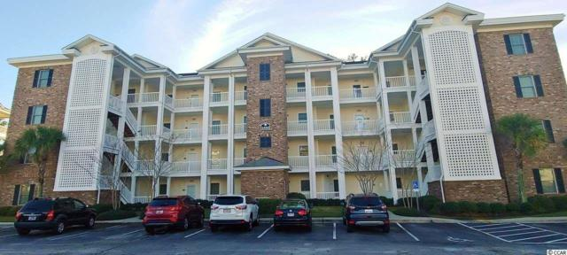 4886 Luster Leaf Circle 39-104, Myrtle Beach, SC 29577 (MLS #1823788) :: The Litchfield Company