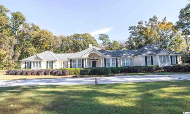 494 Old Augusta Dr., Pawleys Island, SC 29585 (MLS #1823793) :: The Trembley Group