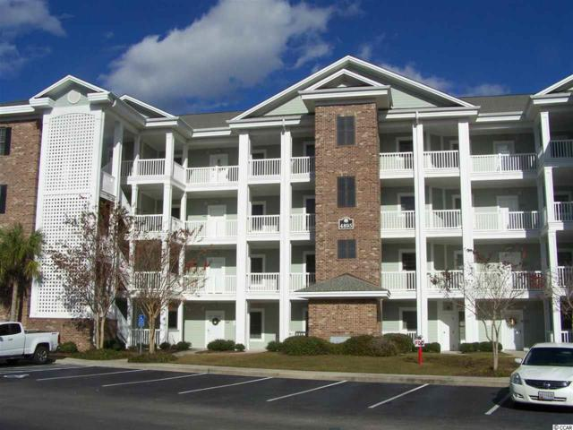 4895 Luster Leaf Circle #201, Myrtle Beach, SC 29577 (MLS #1823862) :: The Litchfield Company