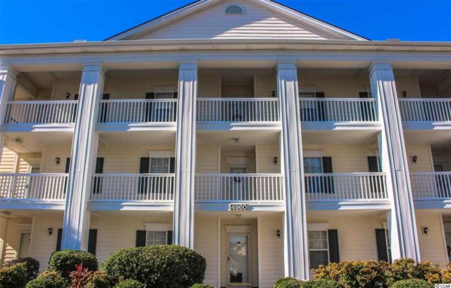 4960 Windsor Green Way #201, Myrtle Beach, SC 29579 (MLS #1823878) :: Right Find Homes