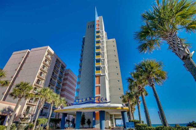1708 N Ocean Blvd. #801, Myrtle Beach, SC 29577 (MLS #1823904) :: The Hoffman Group
