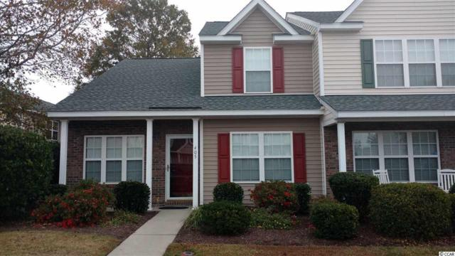 405 Whinstone Dr. #405, Murrells Inlet, SC 29576 (MLS #1823924) :: Right Find Homes