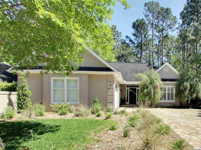 92 Prestwick Dr., Pawleys Island, SC 29585 (MLS #1823940) :: Right Find Homes