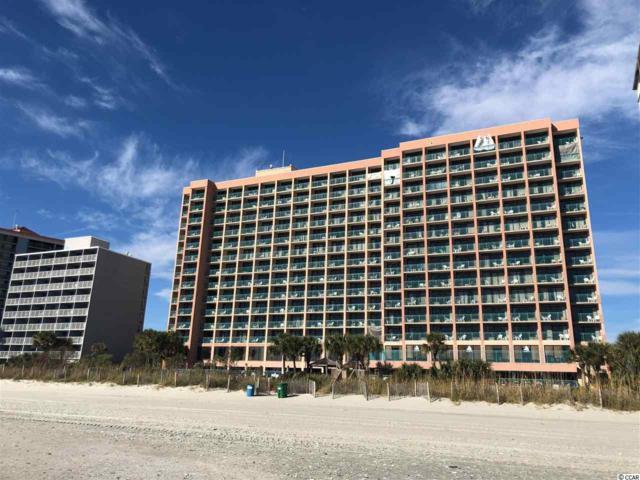 2207 S Ocean Blvd. #807, Myrtle Beach, SC 29577 (MLS #1823961) :: Right Find Homes