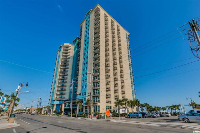 504 N Ocean Blvd. #1510, Myrtle Beach, SC 29572 (MLS #1824001) :: The Hoffman Group