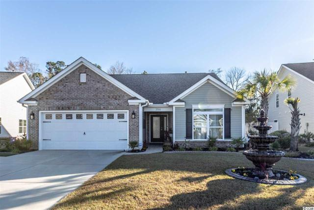 356 Tall Palms Way, Little River, SC 29566 (MLS #1824021) :: Myrtle Beach Rental Connections