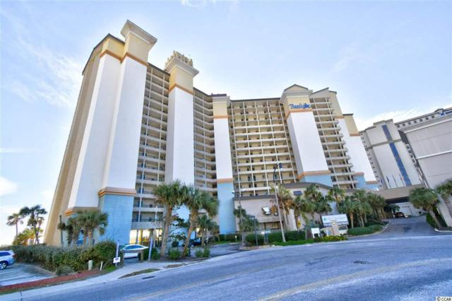 4800 S Ocean Blvd. #907, North Myrtle Beach, SC 29582 (MLS #1824041) :: The Trembley Group