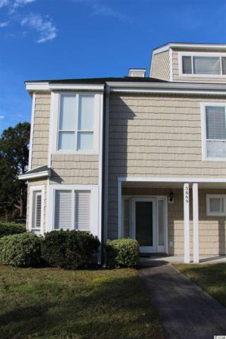 3869 Myrtle Pointe Dr. Unit 36, Myrtle Beach, SC 29577 (MLS #1824042) :: The Hoffman Group