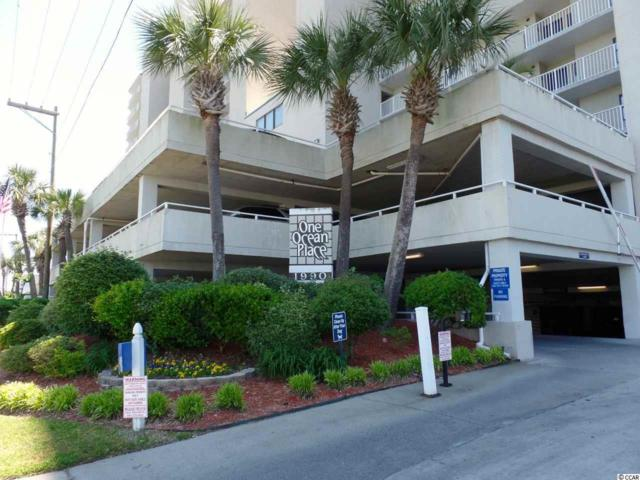 1990 N Waccamaw Dr. #807, Garden City Beach, SC 29576 (MLS #1824044) :: The Trembley Group