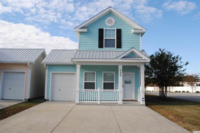 629 Surfsong Way B8-4, North Myrtle Beach, SC 29582 (MLS #1824055) :: The Hoffman Group
