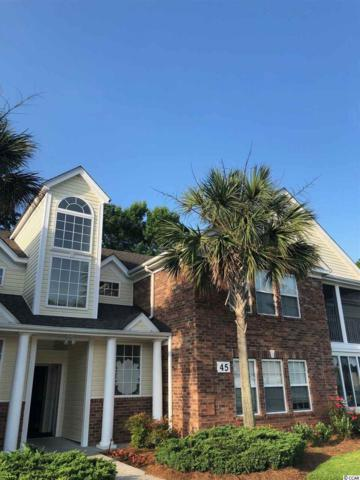 45 Woodhaven Dr. G, Murrells Inlet, SC 29576 (MLS #1824063) :: The Greg Sisson Team with RE/MAX First Choice