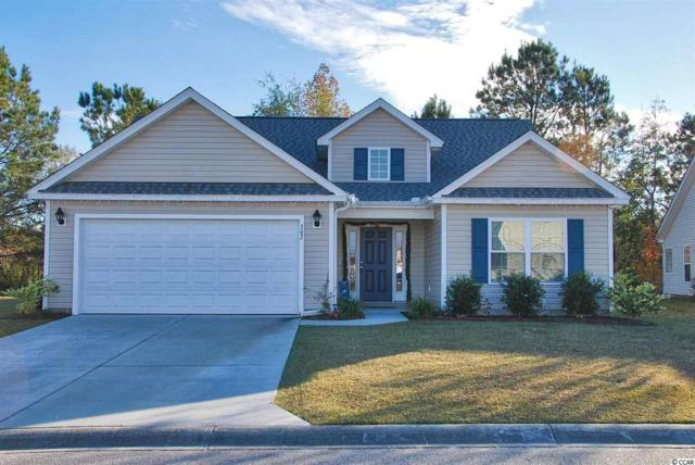 202 Balsa Dr., Longs, SC 29568 (MLS #1824069) :: The Trembley Group