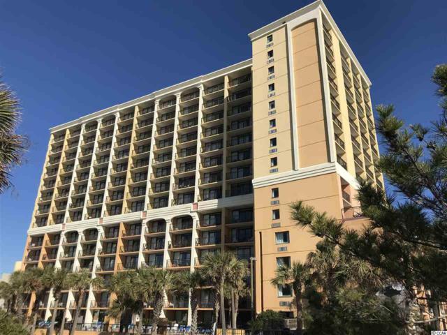 6900 N Ocean Blvd. #219, Myrtle Beach, SC 29572 (MLS #1824087) :: The Hoffman Group