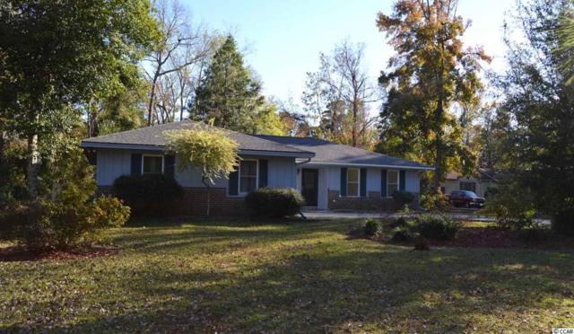 1 Pelican Ct., Carolina Shores, NC 28467 (MLS #1824089) :: The Litchfield Company